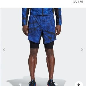 2 in 1 shorts